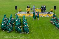5007 Vashon Island High School Graduation 2014 061414