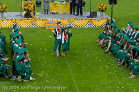 5011 Vashon Island High School Graduation 2014 061414
