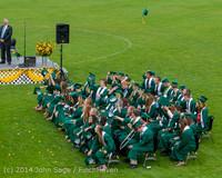 5015 Vashon Island High School Graduation 2014 061414