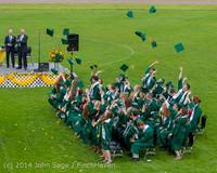 5020 Vashon Island High School Graduation 2014 061414
