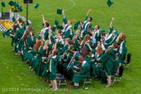 5022-a Vashon Island High School Graduation 2014 061414