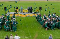 5024 Vashon Island High School Graduation 2014 061414