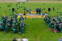 5025 Vashon Island High School Graduation 2014 061414