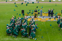 5029 Vashon Island High School Graduation 2014 061414