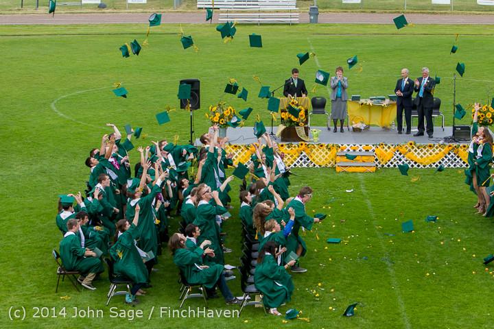 5030 Vashon Island High School Graduation 2014 061414