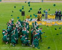 5031 Vashon Island High School Graduation 2014 061414