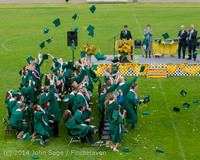 5033 Vashon Island High School Graduation 2014 061414