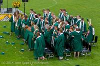 5048 Vashon Island High School Graduation 2014 061414