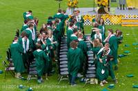 5065 Vashon Island High School Graduation 2014 061414
