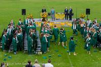 5083 Vashon Island High School Graduation 2014 061414