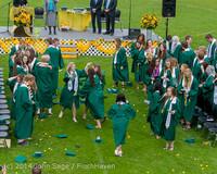 5088 Vashon Island High School Graduation 2014 061414