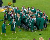 5093 Vashon Island High School Graduation 2014 061414