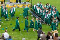 5100 Vashon Island High School Graduation 2014 061414