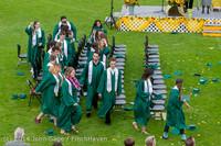 5111 Vashon Island High School Graduation 2014 061414