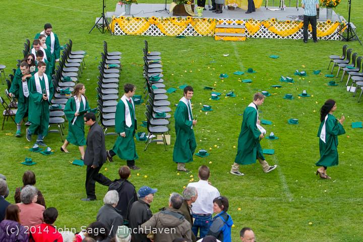 5126 Vashon Island High School Graduation 2014 061414