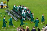 5128 Vashon Island High School Graduation 2014 061414