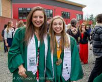 5148 Vashon Island High School Graduation 2014 061414