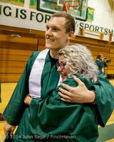 5153 Vashon Island High School Graduation 2014 061414