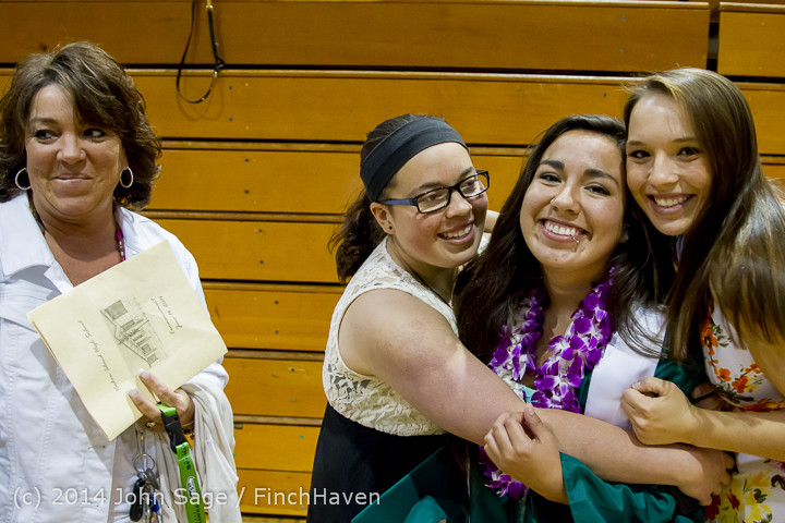 5181 Vashon Island High School Graduation 2014 061414