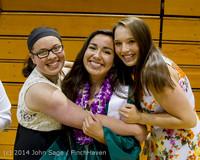 5182 Vashon Island High School Graduation 2014 061414
