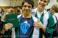 5199 Vashon Island High School Graduation 2014 061414