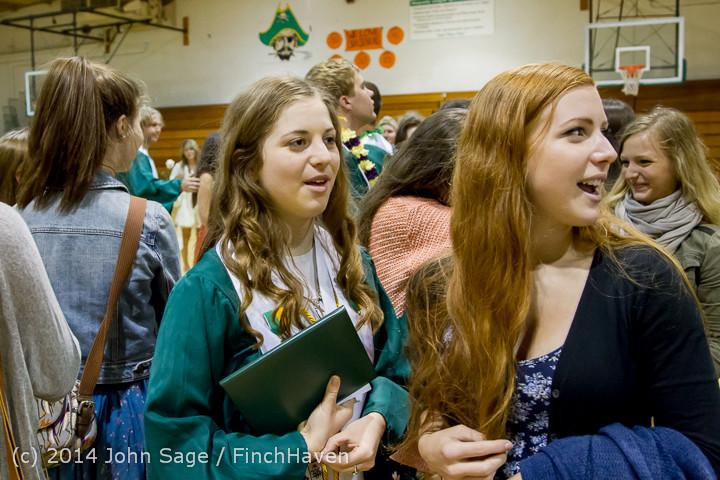 5202 Vashon Island High School Graduation 2014 061414
