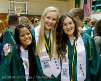 5212 Vashon Island High School Graduation 2014 061414
