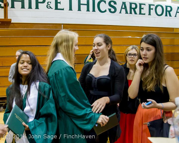 5214 Vashon Island High School Graduation 2014 061414