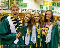 5228 Vashon Island High School Graduation 2014 061414