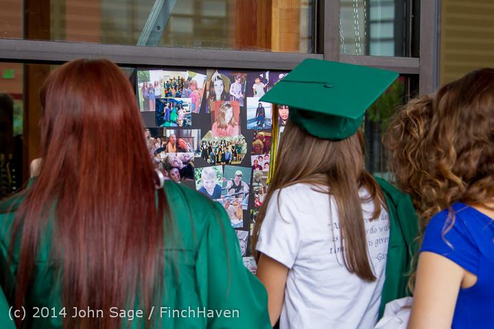 5246 Vashon Island High School Graduation 2014 061414
