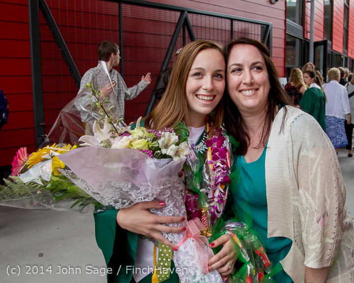 5277 Vashon Island High School Graduation 2014 061414
