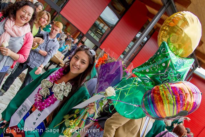 5288 Vashon Island High School Graduation 2014 061414