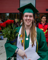 5311 Vashon Island High School Graduation 2014 061414