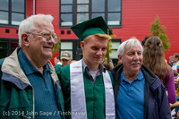5314 Vashon Island High School Graduation 2014 061414