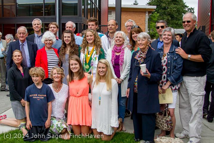 5336 Vashon Island High School Graduation 2014 061414