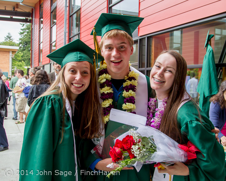 5363 Vashon Island High School Graduation 2014 061414