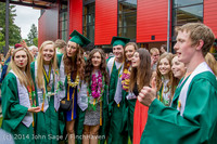 5365 Vashon Island High School Graduation 2014 061414