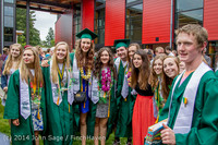 5368 Vashon Island High School Graduation 2014 061414