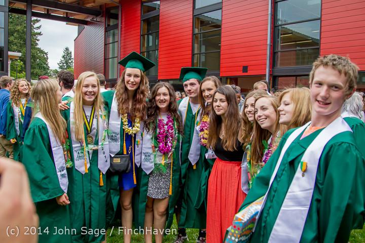 5371 Vashon Island High School Graduation 2014 061414