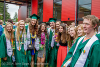5373 Vashon Island High School Graduation 2014 061414
