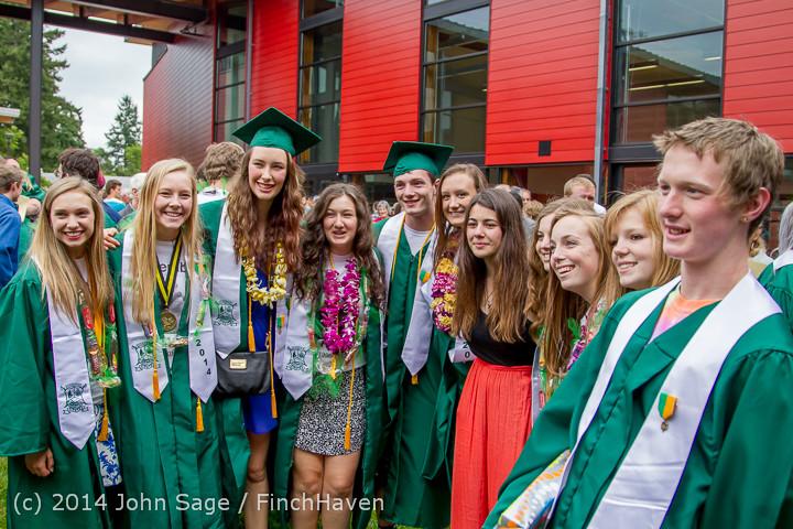 5373 Vashon Island High School Graduation 2014 061414