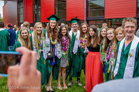 5379 Vashon Island High School Graduation 2014 061414