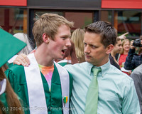 5385 Vashon Island High School Graduation 2014 061414
