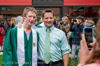 5390 Vashon Island High School Graduation 2014 061414