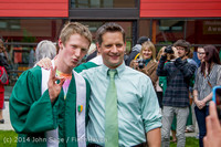 5393 Vashon Island High School Graduation 2014 061414