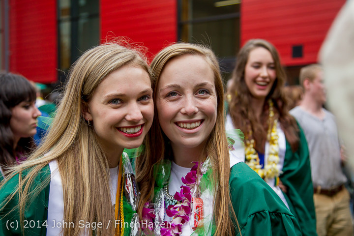 5396 Vashon Island High School Graduation 2014 061414