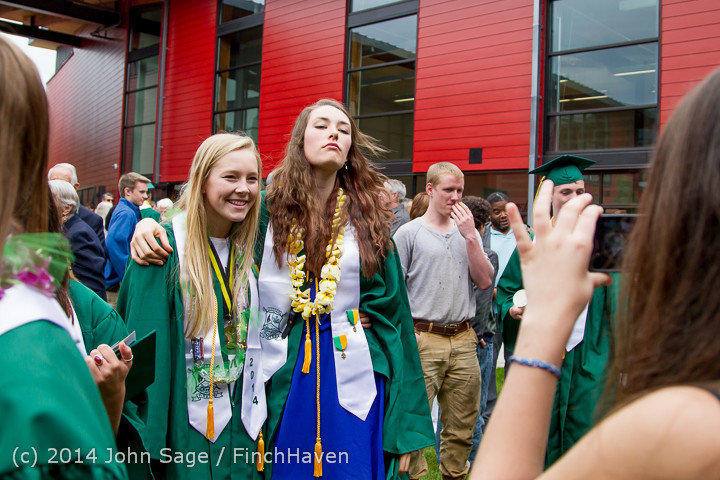 5400 Vashon Island High School Graduation 2014 061414