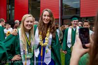 5401 Vashon Island High School Graduation 2014 061414