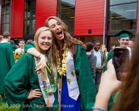 5404 Vashon Island High School Graduation 2014 061414