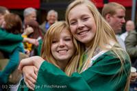 5407 Vashon Island High School Graduation 2014 061414